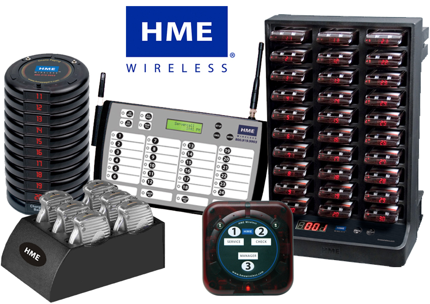 Wireless Paging Jcr Systems